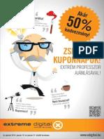 akciosujsag.hu - Extreme Digital, 2014.01.16-01.31