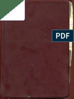 Che Guevara's Bolívian Diary (manuscript) (the year of 1967)