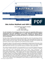 BAe Active Skyflash and AIM-120 AMRAAM