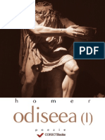 Homer Odiseea I