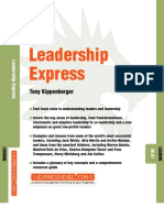 Capstone 08.01 - Leadership Express