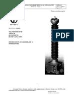 Carte Tehnica TT-Uri 400kV