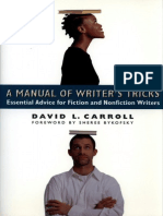 A Manual of Writers Tricks