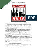 Spune Nu Alcoolului