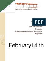 Mdp Crm Presentation Final