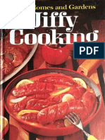 Better Homes and Gardens Jiffy Cooking
