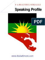 LBS Public Speaking Profile