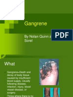 Gangrene