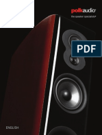 POlk Audio LSIM Brochure