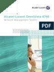 ENT Applications OmniVista 4760
