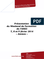présentation WEF amiens 2014