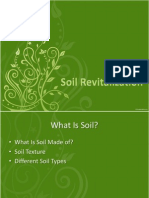 Soil Revitalization