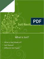 Soil Revitalization