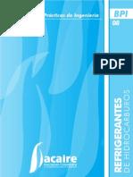 BPI 08 - Refrigerantes de Hidrocarburos