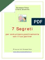 7 Segreti Per Comunicare Positivamente Con Il Tuo Partner