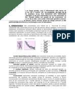 Boli Genetice Ereditare - referat biologie - clasa a XII-a
