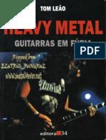 Heavy Metal - Guitarras Em F Ria
