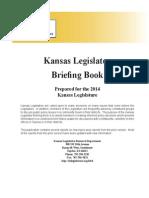 Kansas Legislative Briefing Book, 2014