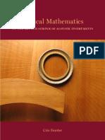 Musical Mathematics Bibliography