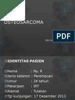 Osteosarcoma Porto