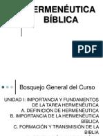 Hermeneutica CLASE 1