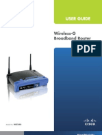 Linksys WRT54G User Guide