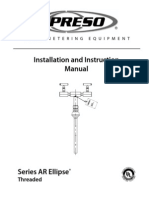 Installation and in Struc Tion Manual