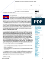 Cambodian People's Statement on the EU-India Free Trade Agreement on Generic Drugs » infojustice