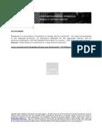 Fdi Database