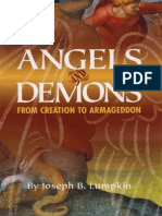 Angels and Demons From Creation to Armageddon (Joseph Lumpkin) 2009
