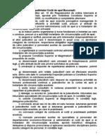 Atributiile Presedintelui CaB_73ro