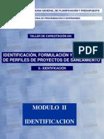Guia Modulo II - Identificacion
