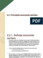 Principiile Economiei Sanitare Ppt