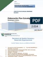 Planeacion y Gestion SGHDO- (16-012014)