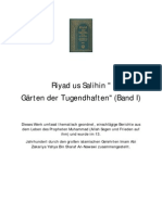 Riyad Us Salihin - Band 1 PDF
