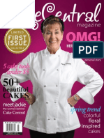 Cakecentral Magazine Vol1 Iss1