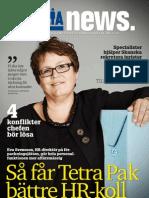 Poolia News (nr 3 2009) - Så förmedlade Poolia rätt medarbetare till Sveriges mest kända arbetsgivare