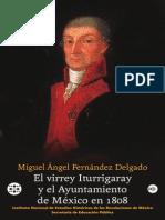 El virrey Iturrigaray y el Ayuntamiento de México