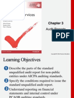 Auditing and assurance services Accounting  chapter 17