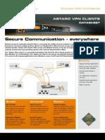 Astaro Ipsec VPN