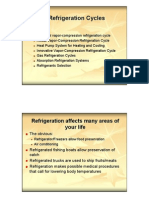 3 Refrigeration Cycle