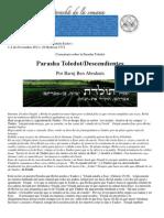 Parasha.Toledot 5774