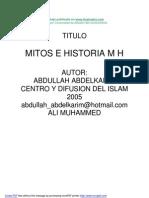 Mitos E Historia