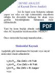 7 Ac Analiz Giris