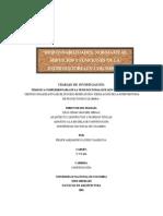 Responsabilidades, normativas, servicios y funciones de la Interventoría en Colombia