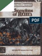 Champions of Ruin