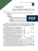 FARMACOLOGIA - Antibióticos - MED RESUMOS - JULHO-2011