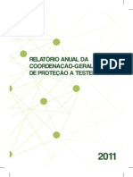 Relatorio Anual CGPT 2011 -2