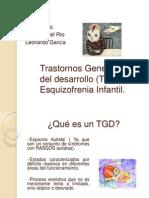Trastornos Generalizados Del Desarrollo (TGD) Nuevo