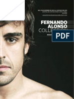 Fernando Alonso Collection